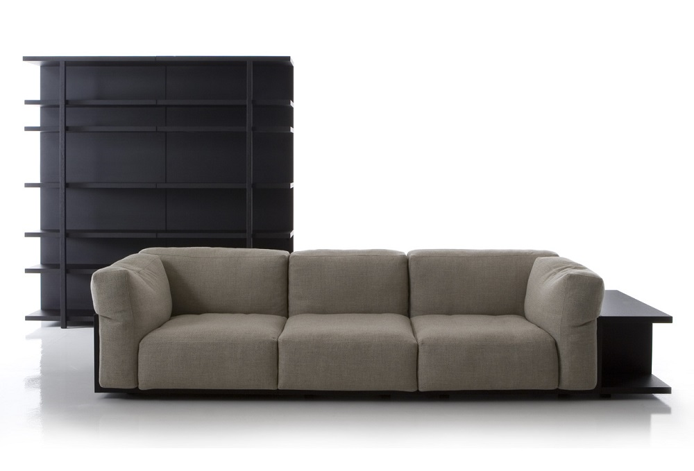 Sofa koncept design furniture systems for Minimalist sofa design